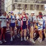Praha-před startem maratonu