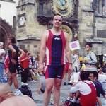 cíl-maraton Praha